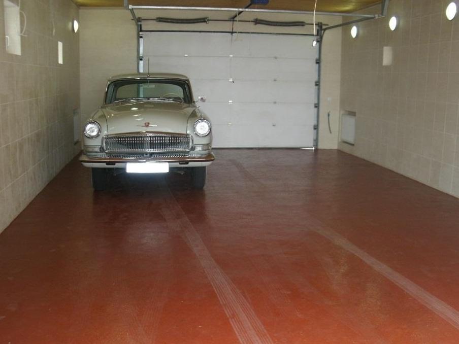 краска для пола гаража по бетону купить